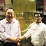 ミシュランの一つ星のラーメン店「HONG KONG MIST」責任者KAZUMASA SAITOさま